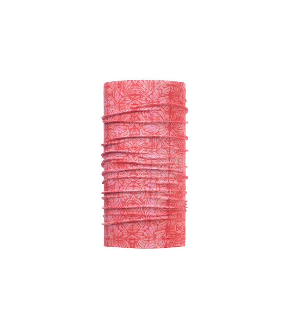 pink print Buff