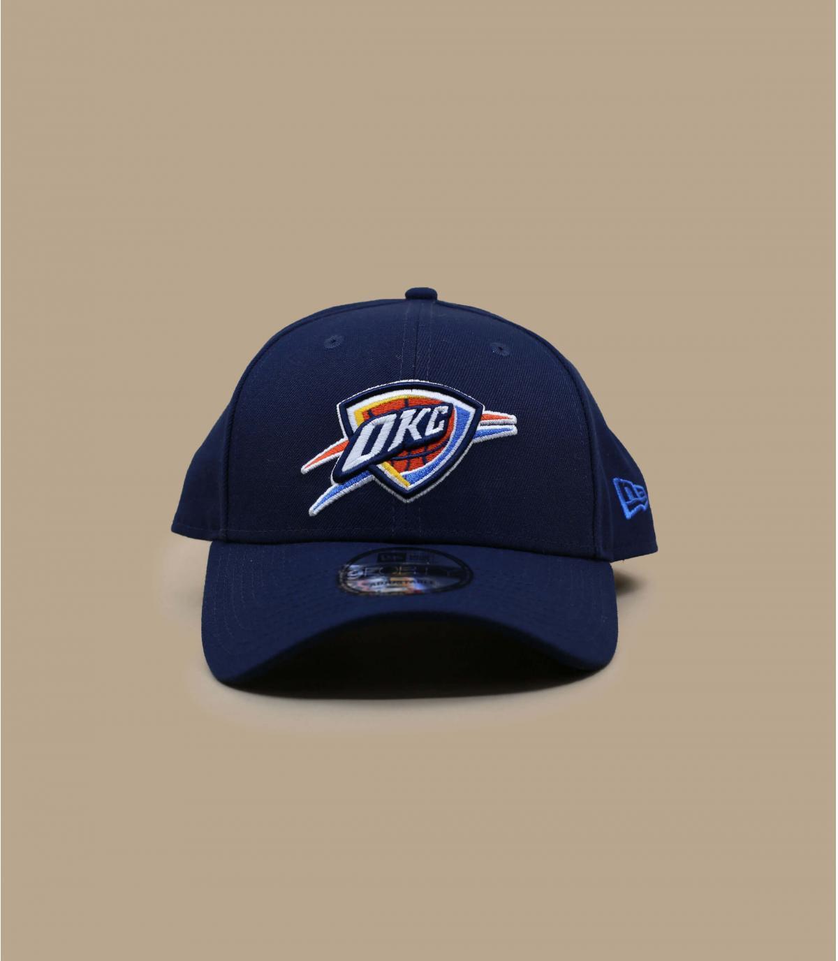 blue Thunders cap