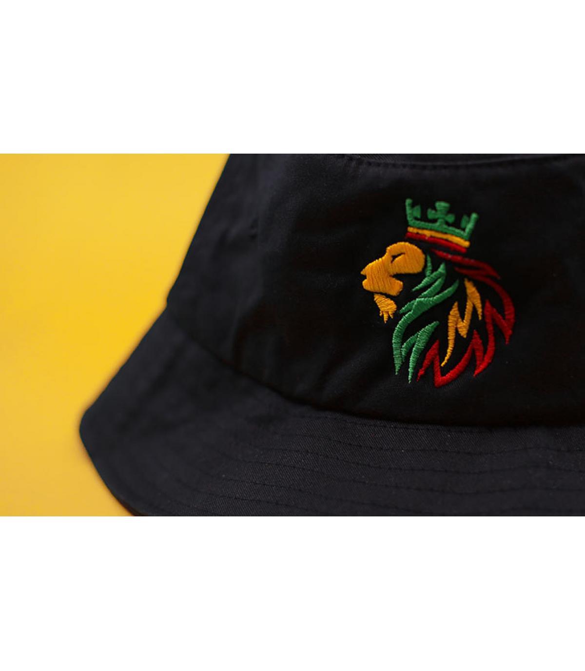 rasta bucket hat - Pacific Vibes Bucket Hat on your headwear shop ... 62ebdc23f85a
