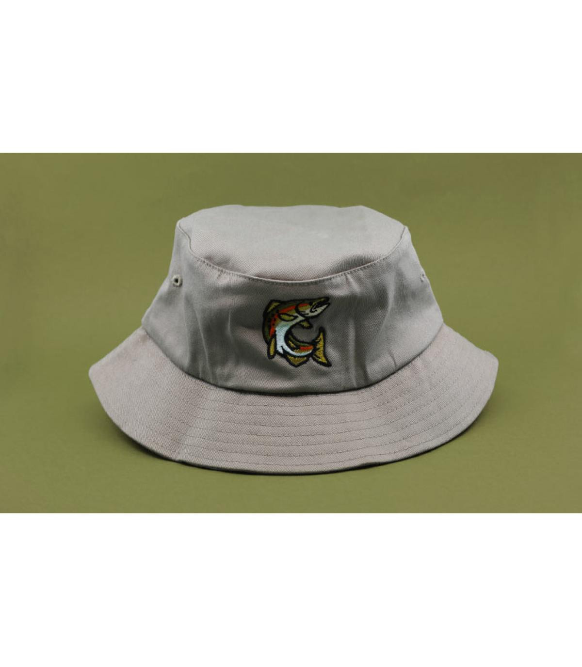 fish bucket hat