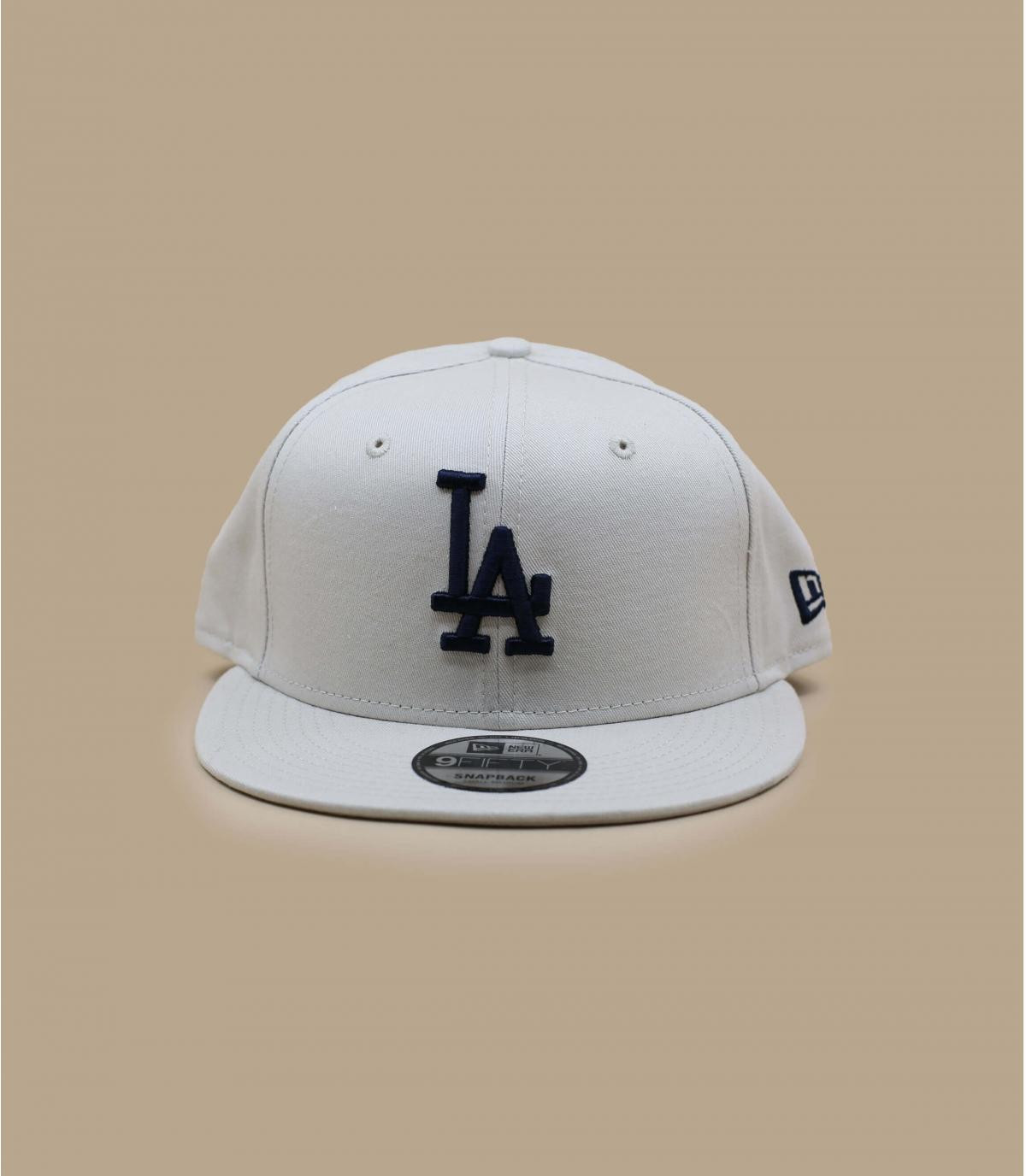 beige LA snapback New Era
