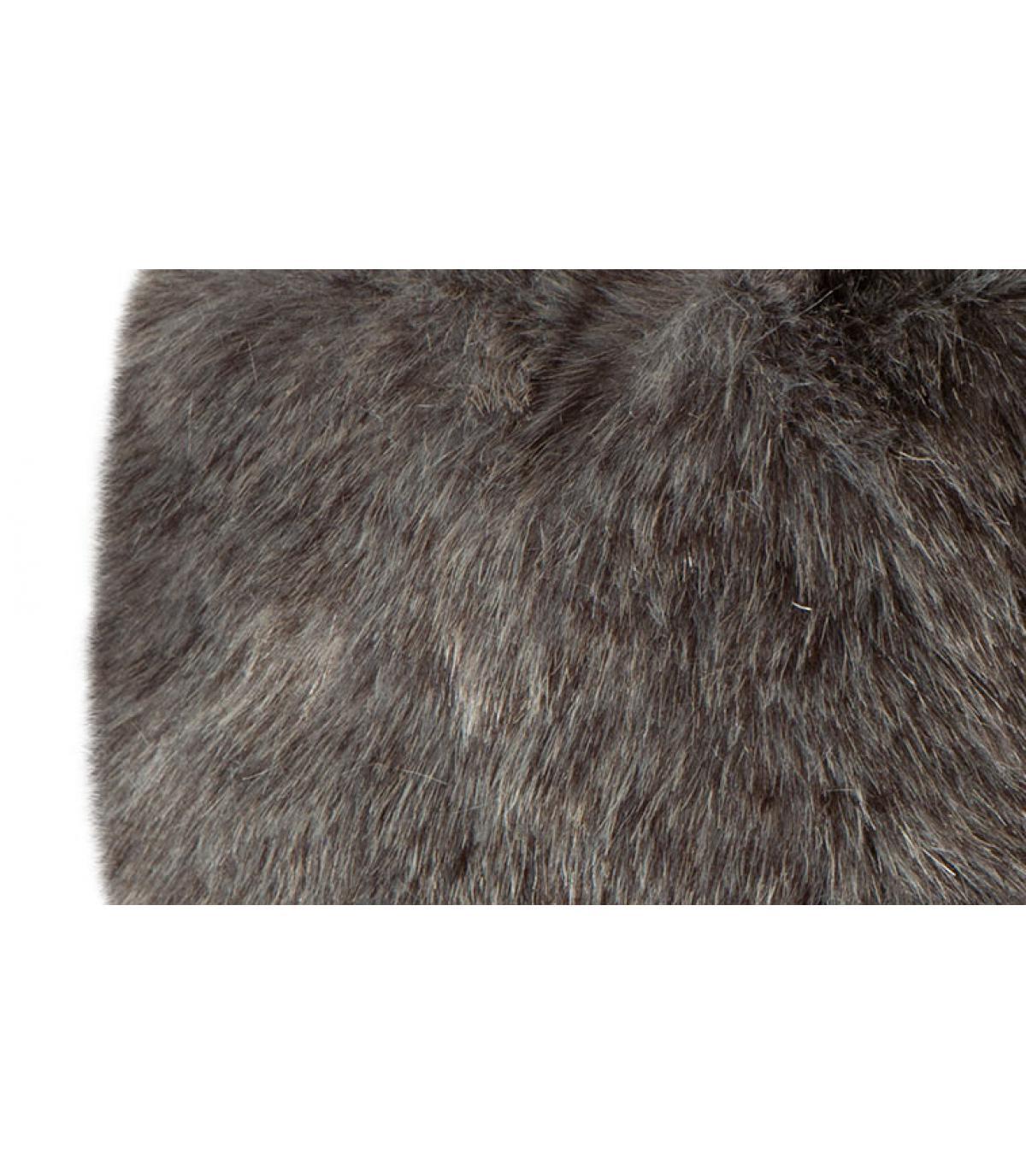 ebcbef42e8a Grey josh fur - Josh hat grey by Barts.