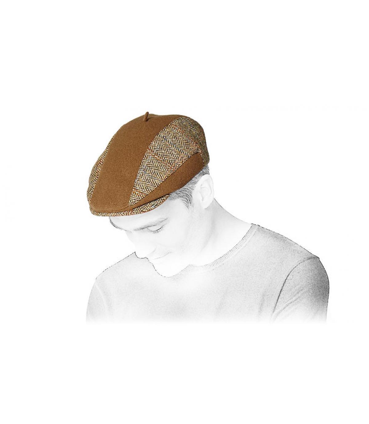 harrys tweed cap