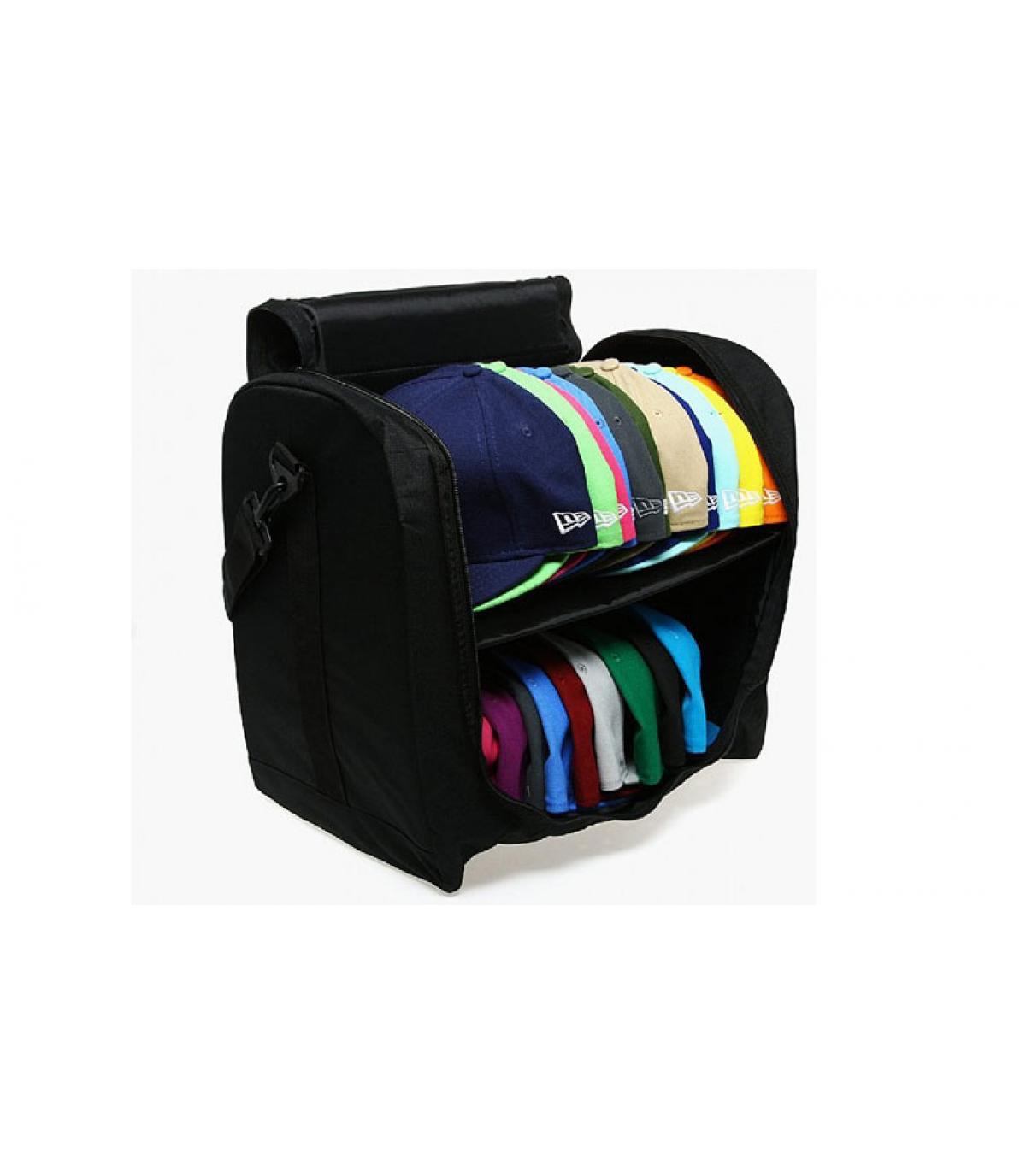 cap carry case