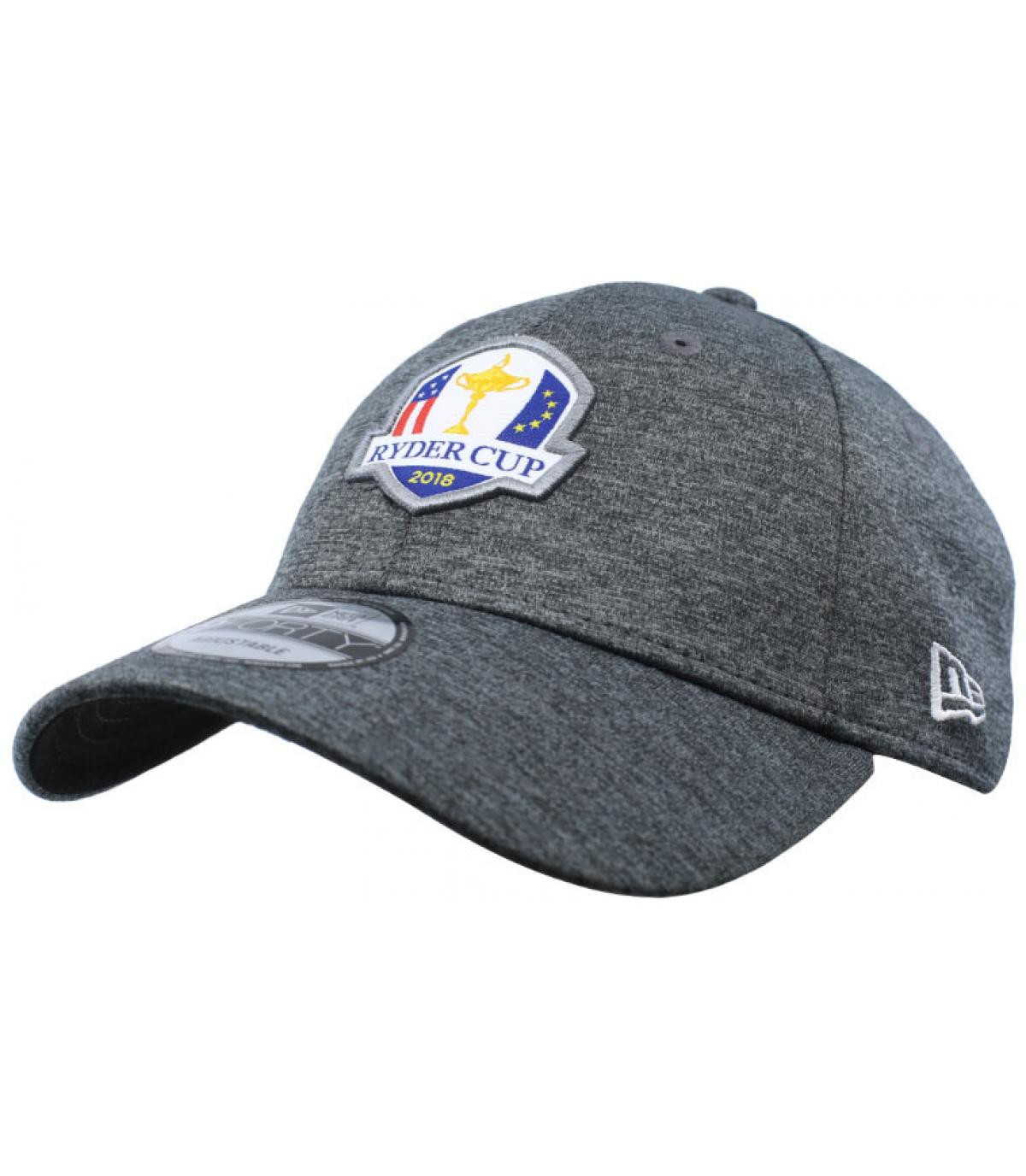 db9c3841e46 grey Ryder Cup golf cap - Ryder Cup Shadowtech 9Forty gray by New ...