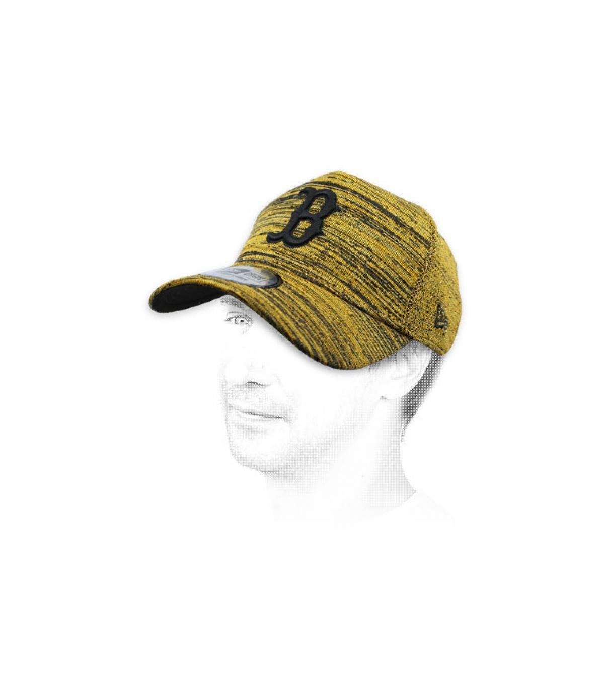 B yellow cap Engineered