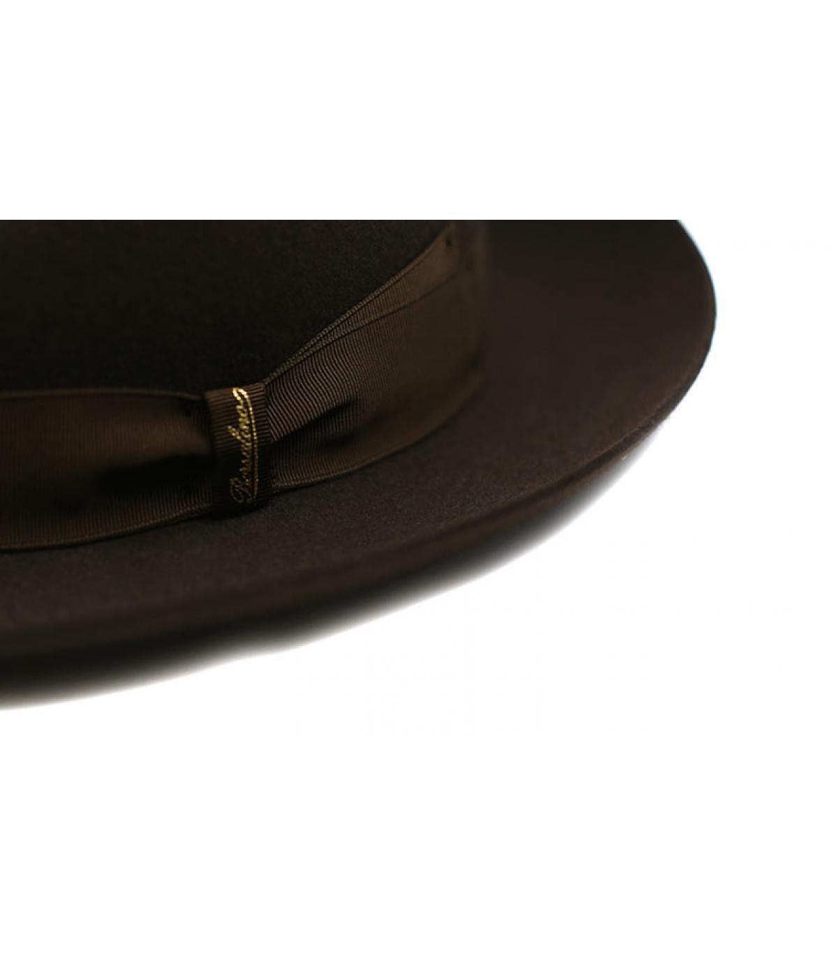 Détails Marengo brown Fur Felt Hat - image 3