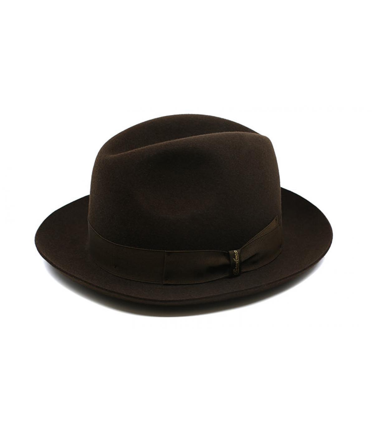 Détails Marengo brown Fur Felt Hat - image 4