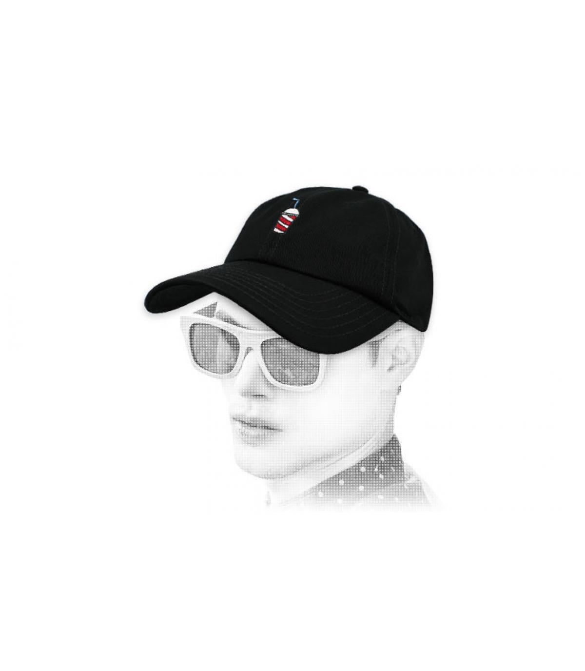 black milkshake cap Wemoto
