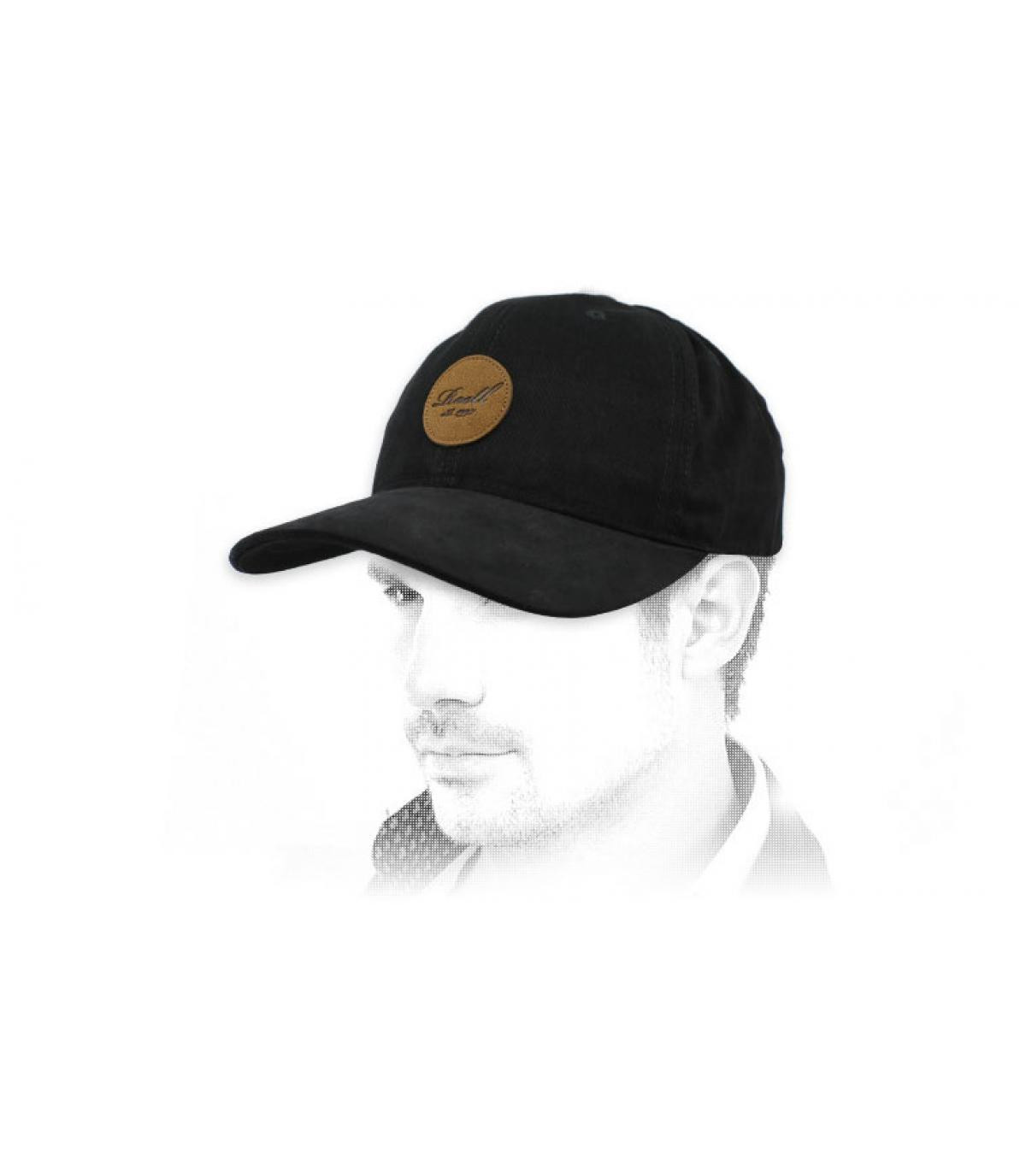 black Reell cap