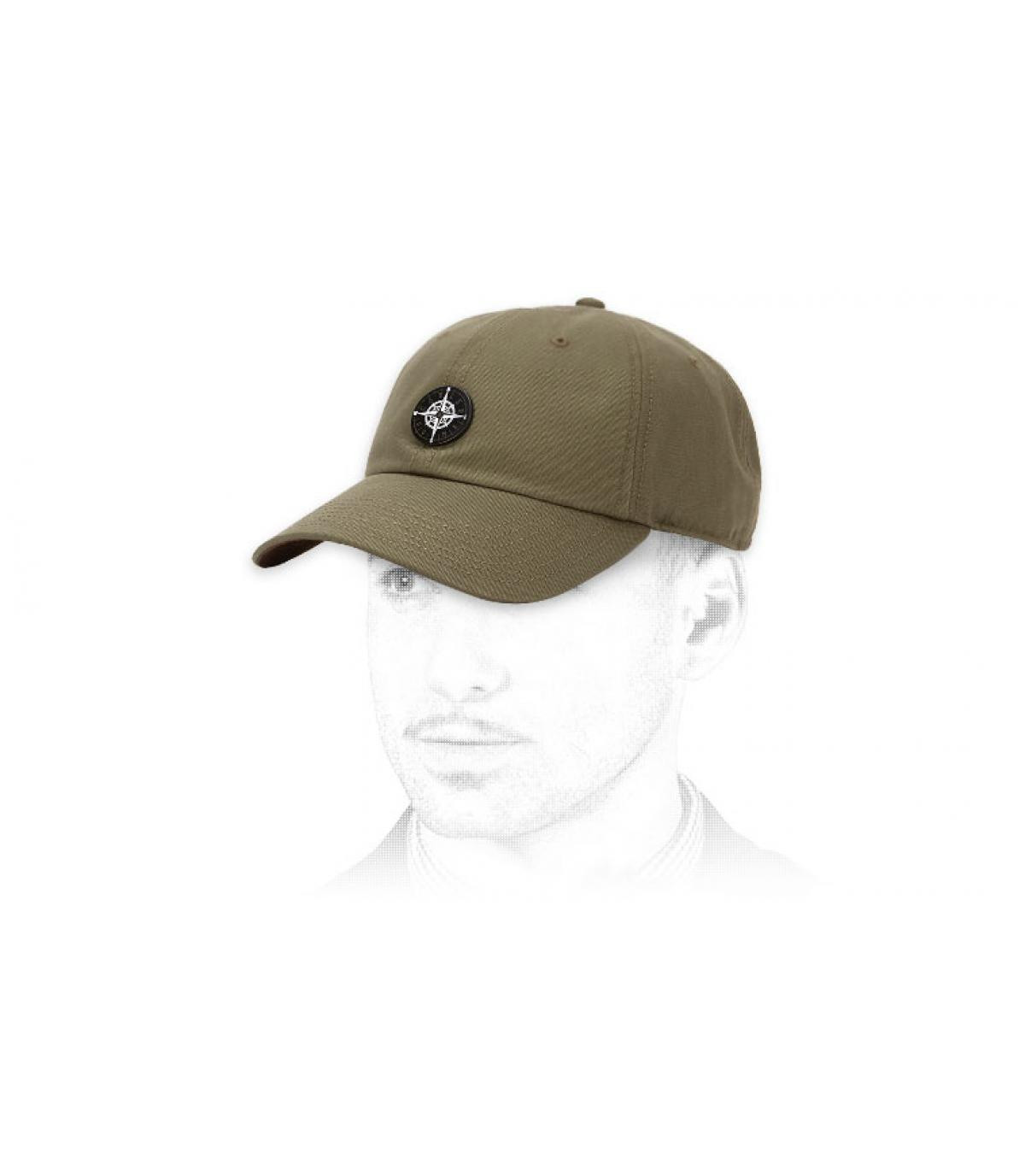 Cayler compass rose cap