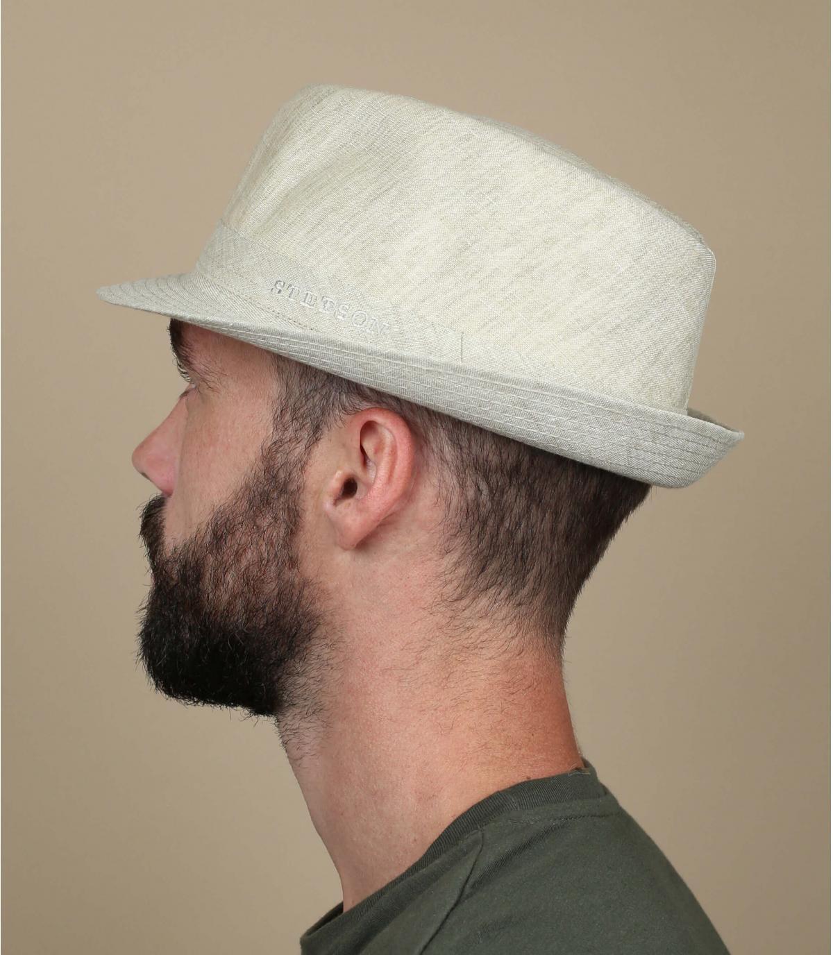 Summer hat linen