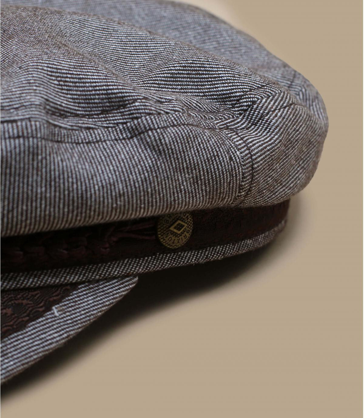 Brixton beige fisherman cap