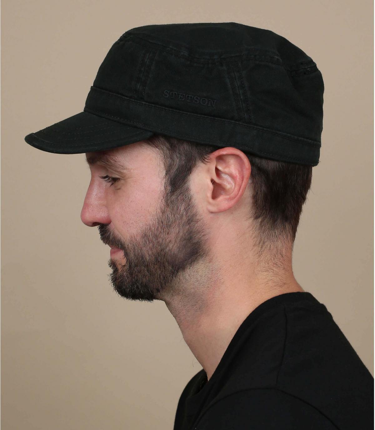 Basic army cap stetson