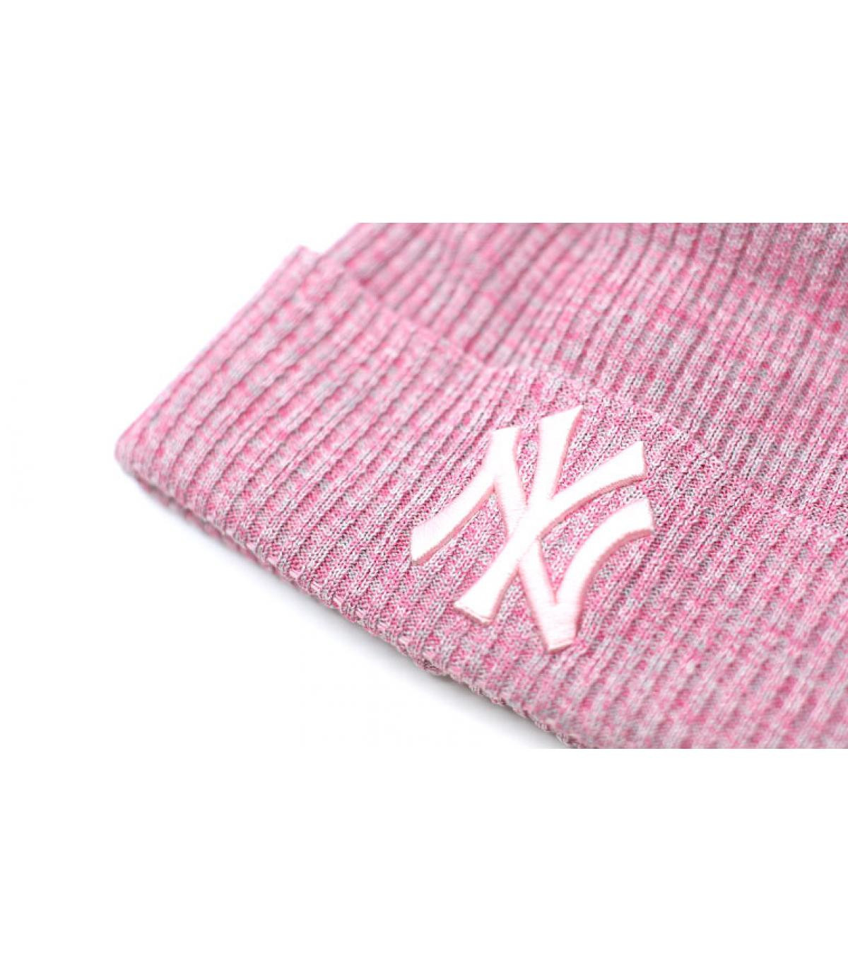 Détails Wmns NY Engineered Fit Knit pink - image 3