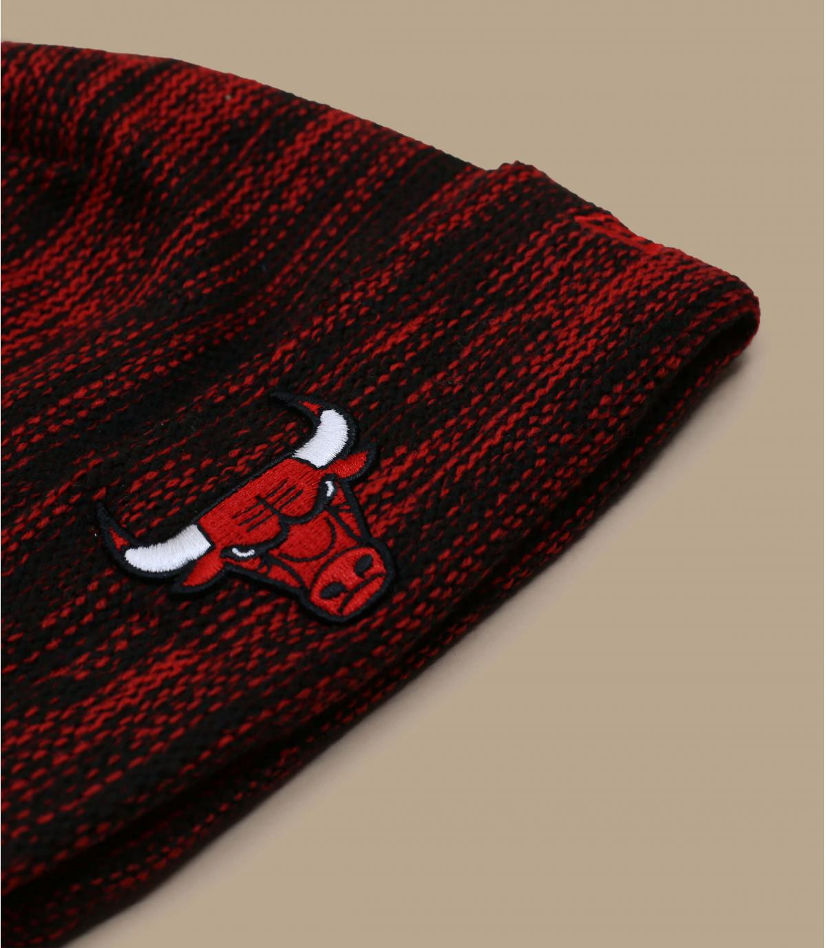 Détails Kids Bulls Marl black red - image 3