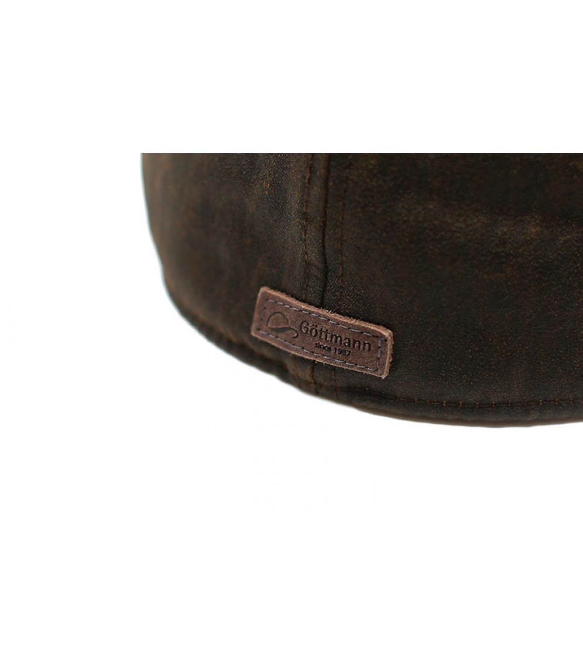 Détails Brentford cotton brown - image 3