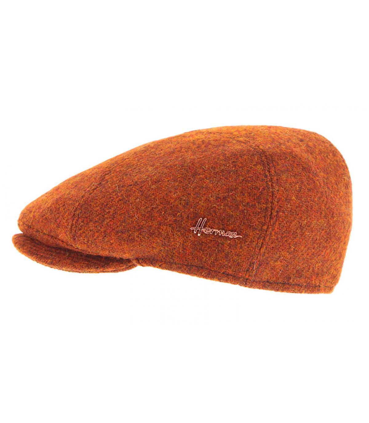Détails Usurper Harris Tweed orange - image 2