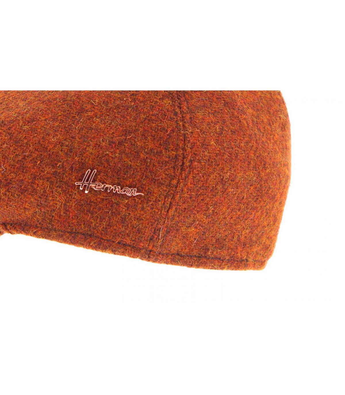 Détails Usurper Harris Tweed orange - image 3