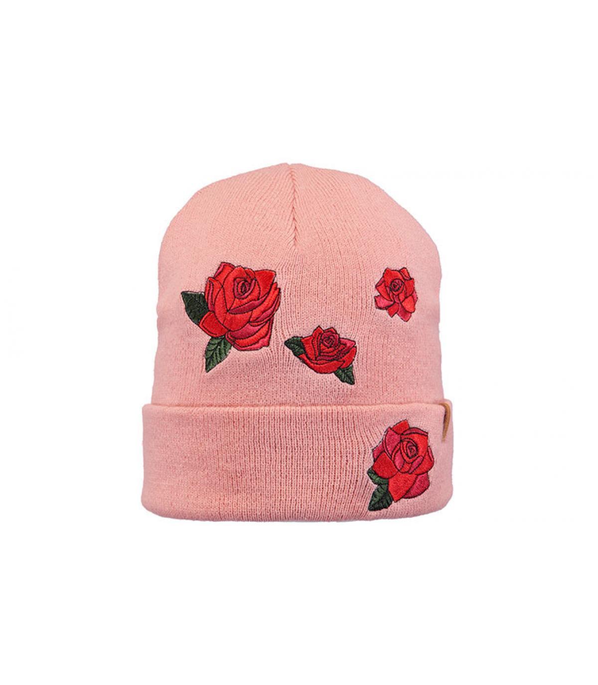 Flowers beanie pink Barts