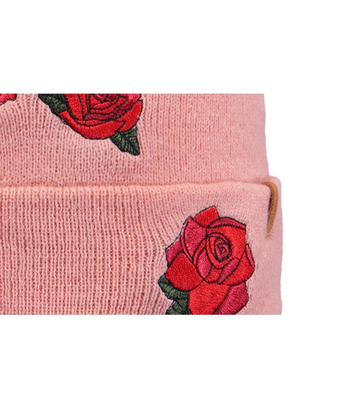 Détails Orelis Beanie pink - image 3
