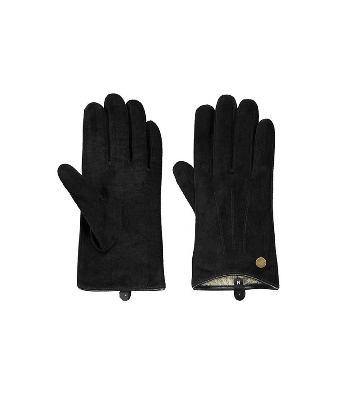 women gloves black Barts