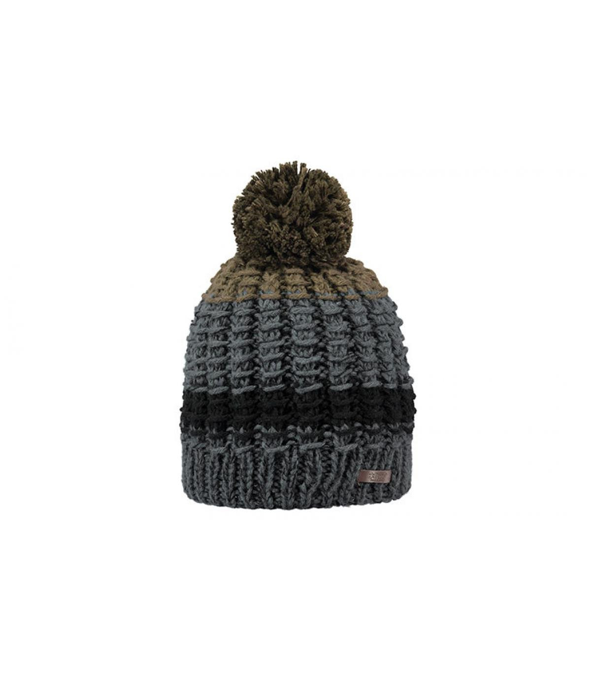 Détails Hume Beanie army - image 2