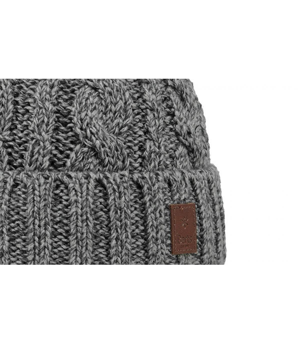 Détails Twister Turnup heather grey - image 3