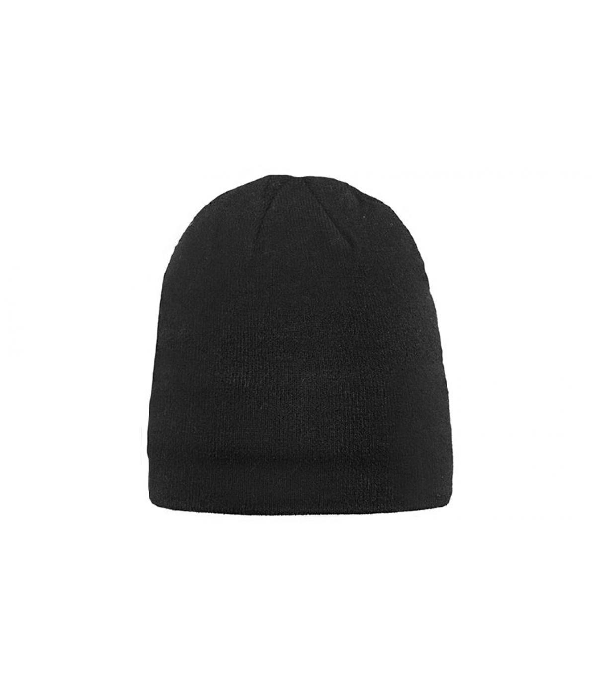 buy good on feet images of outlet store sale black beanie Barts - Core Beanie black by Barts. Headict