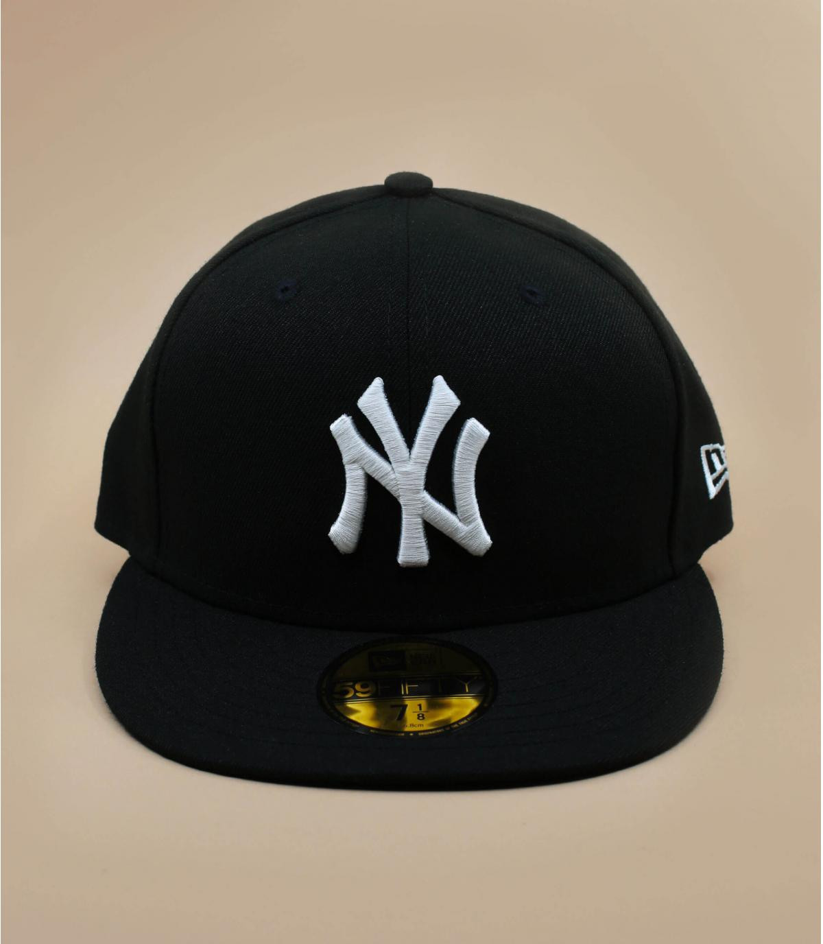 c31f3c46187 ... Détails MLB Basic New York black - image ...