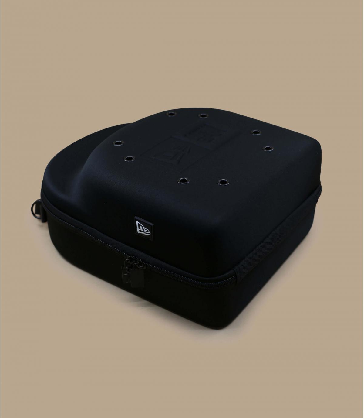 New Era6 cap satchel.