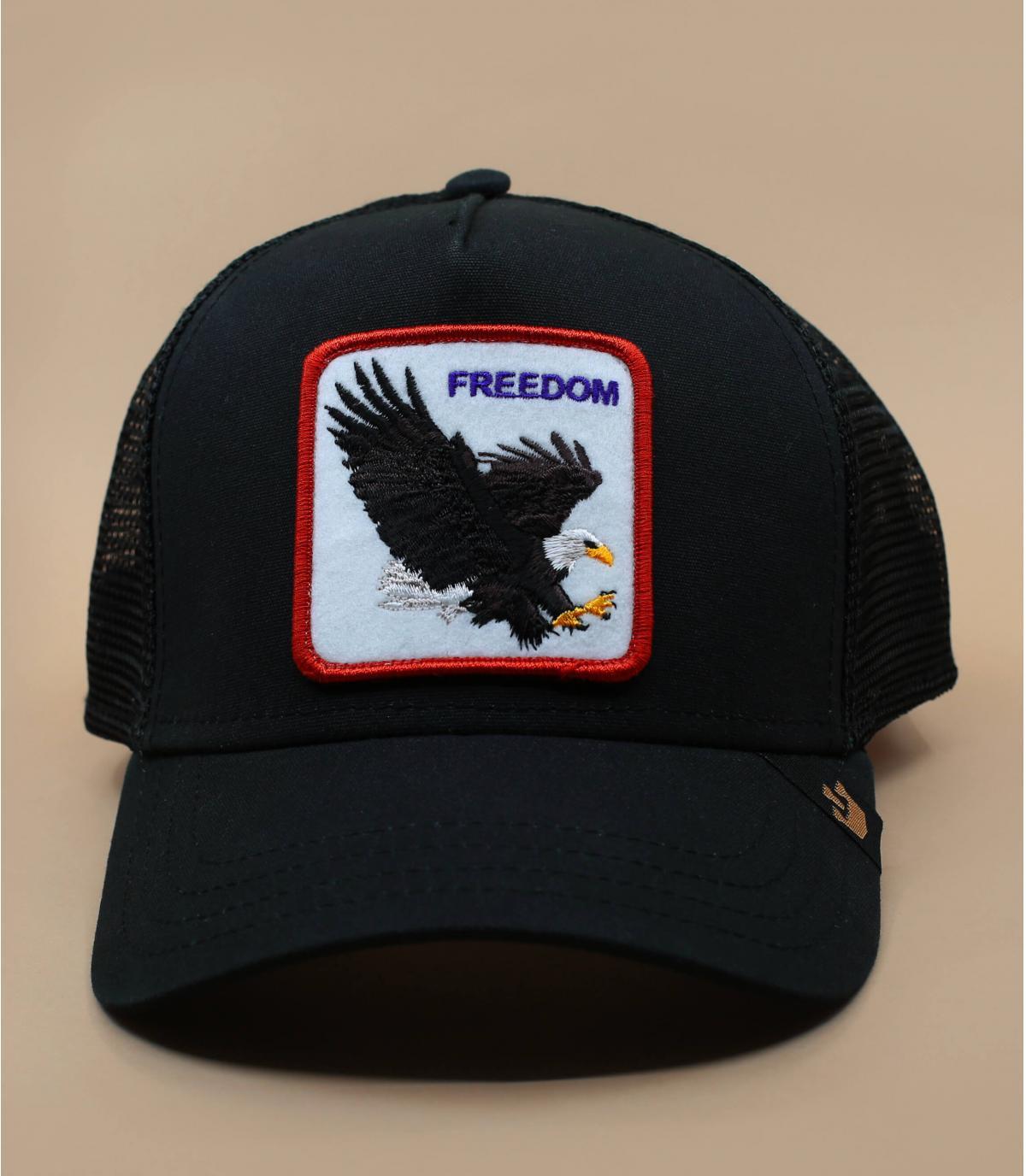 be813e8568 Goorin. black eagle trucker. Détails Trucker Freedom - image 5  Détails Trucker  Freedom - image ...