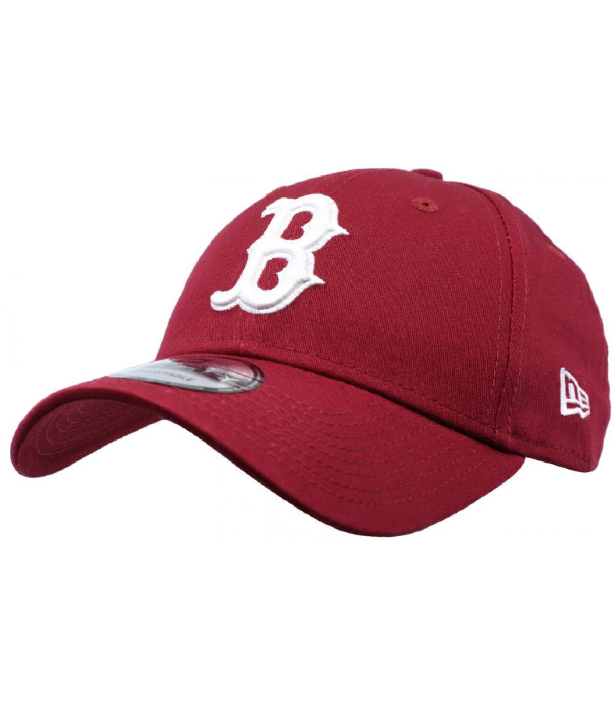 Détails League Ess 9Forty Boston cardinal - image 2