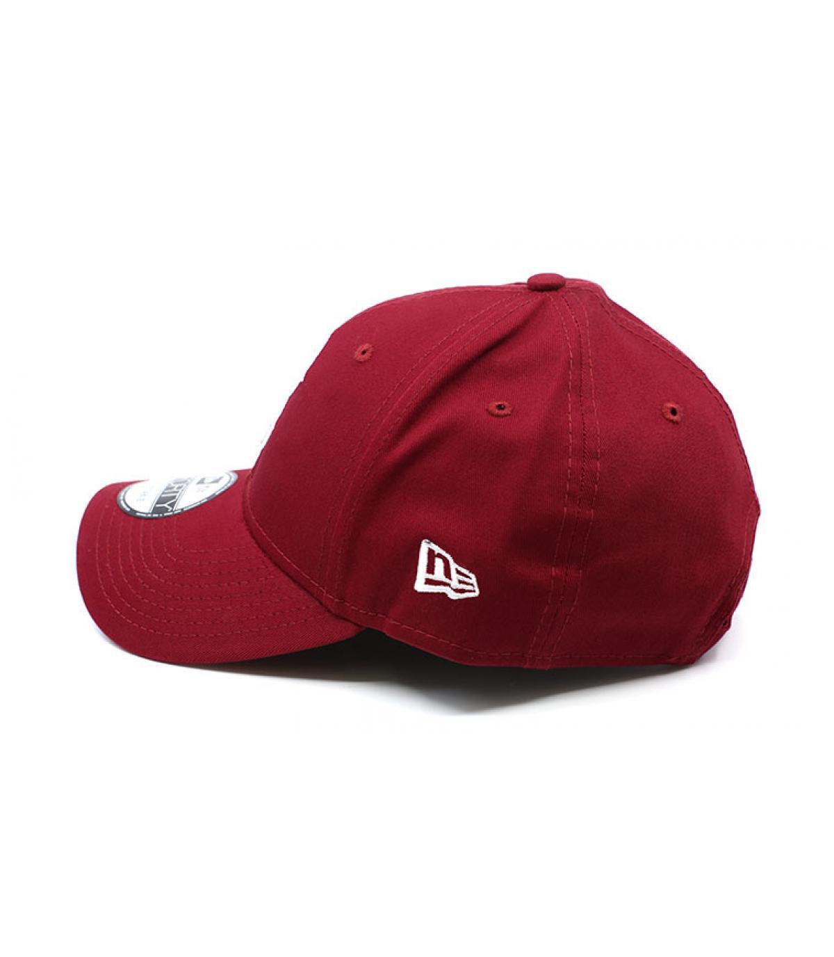 Détails League Ess 9Forty Boston cardinal - image 4