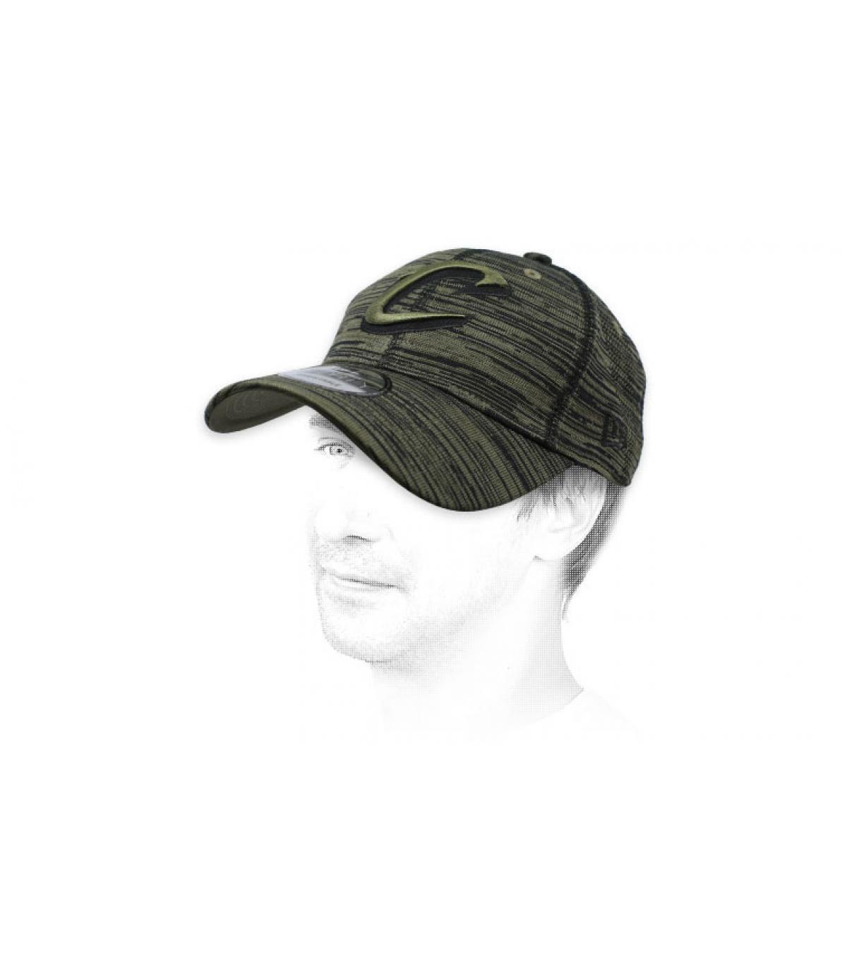 green C engineered cap