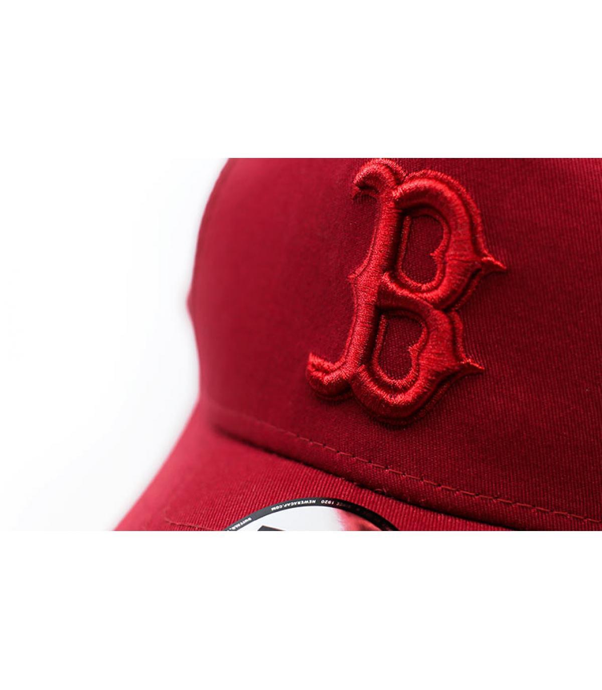 Détails League Ess Boston Aframe cardinal - image 3