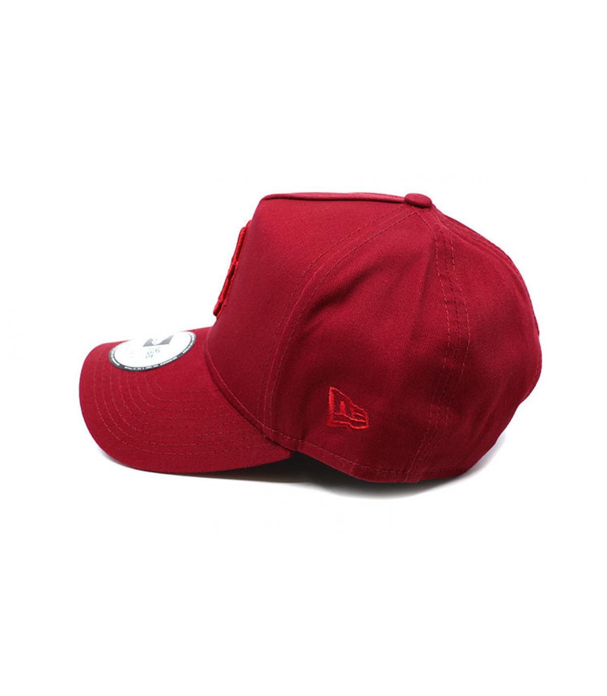 Détails League Ess Boston Aframe cardinal - image 4