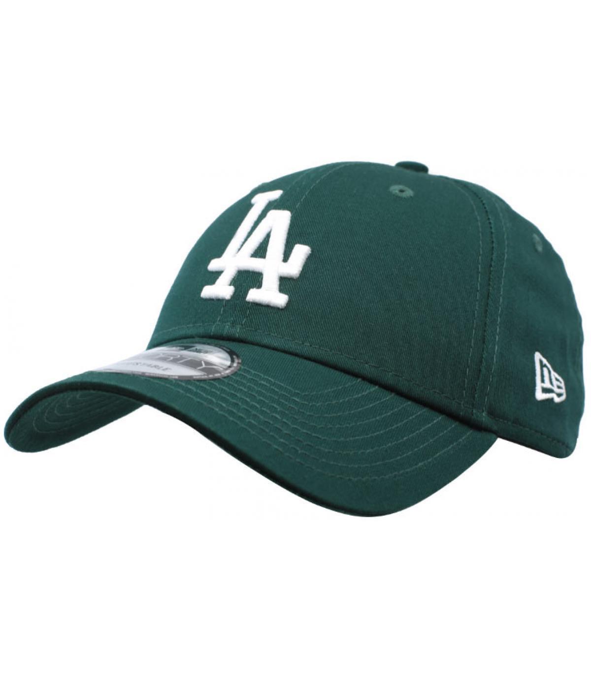 green LA child cap