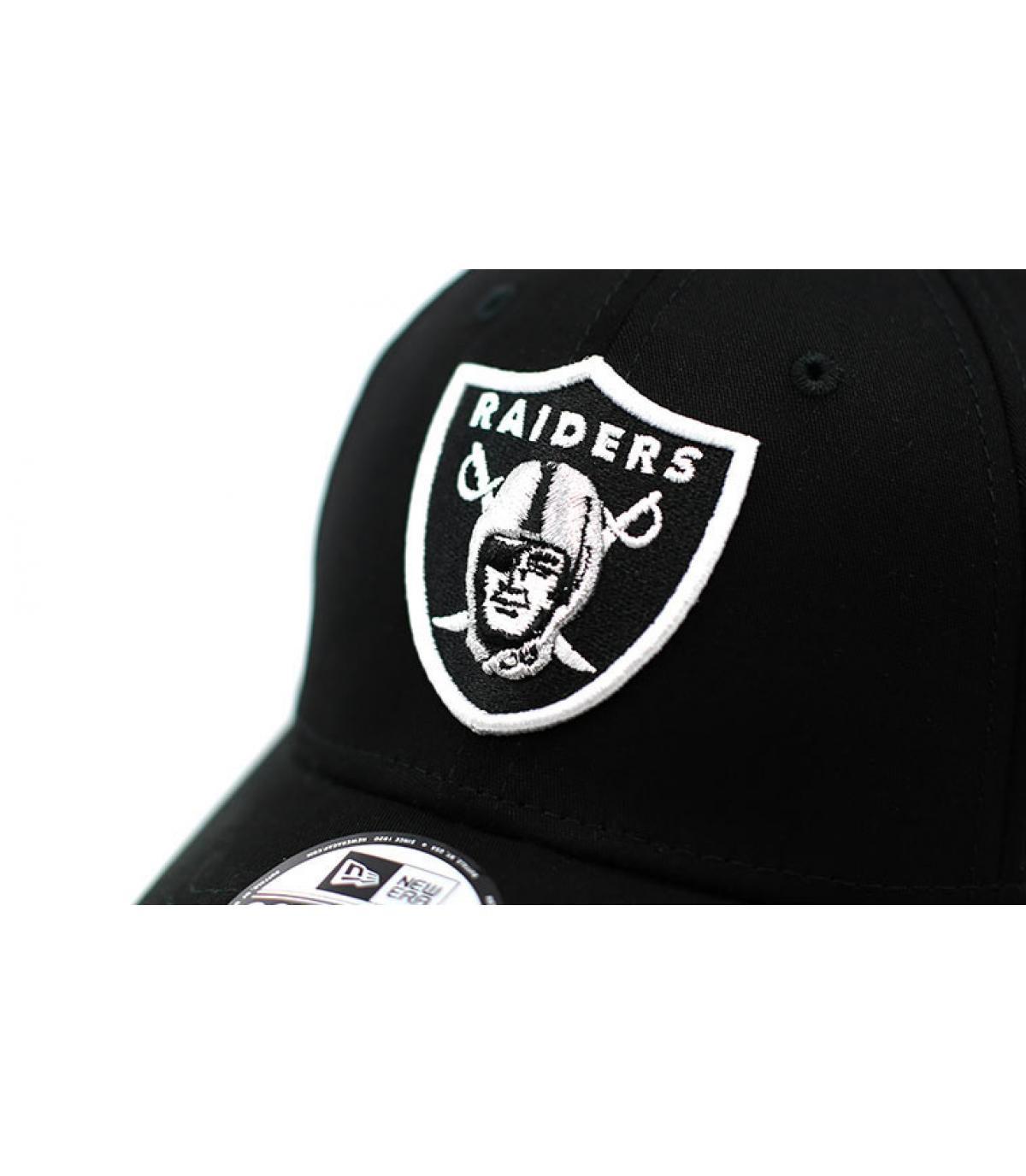 kids Raiders cap black - Kids Ess Raiders 9Forty by New Era. Headict 7b59722c9c13