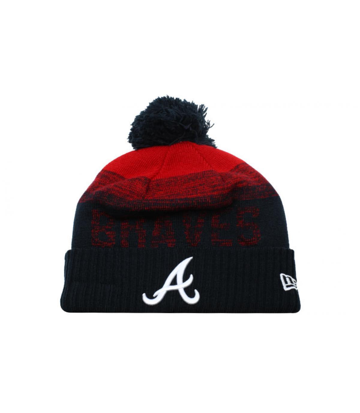 e41ef2c4 MLB Sport Knit Atlanta