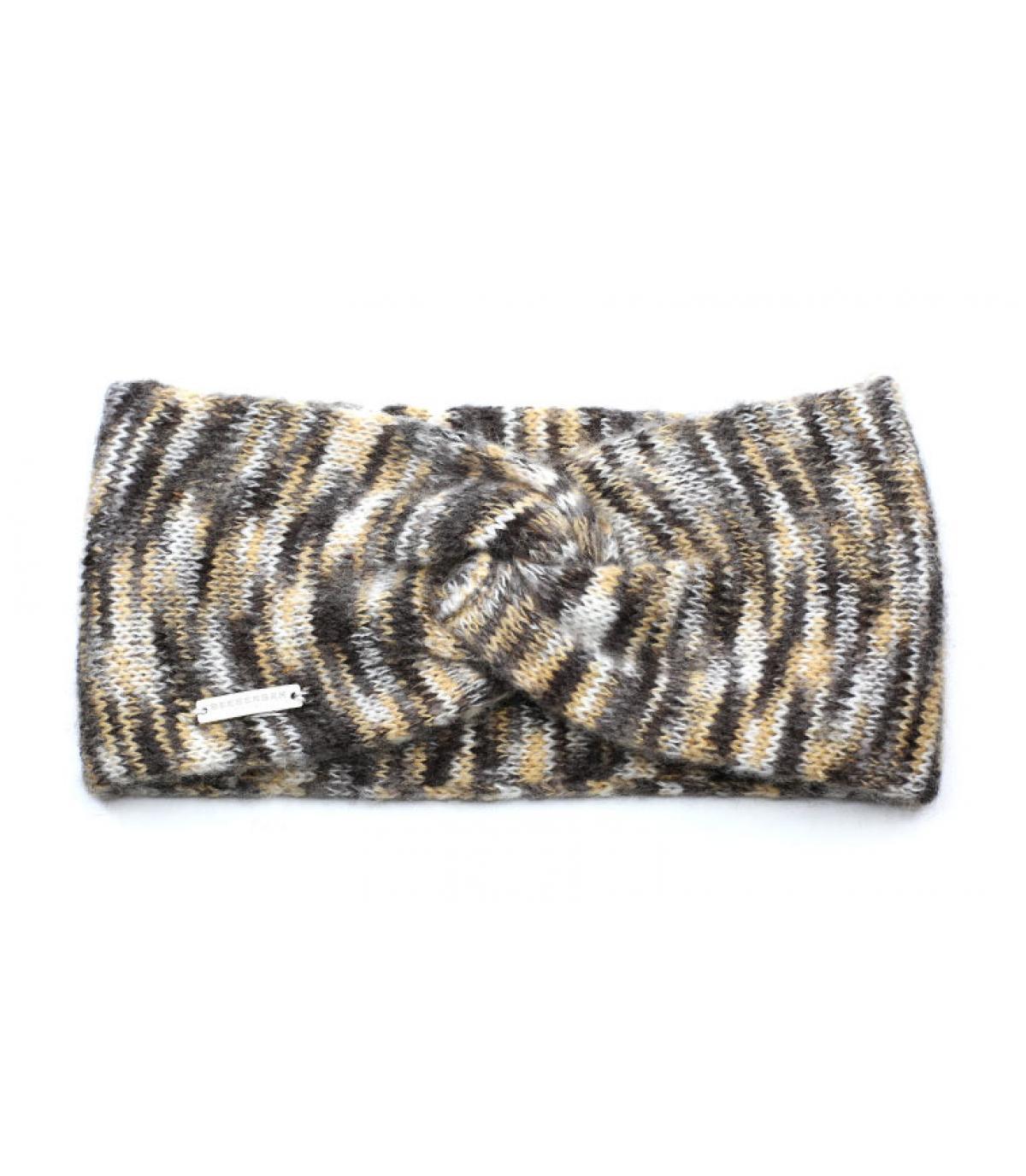 beige Seeberger headband