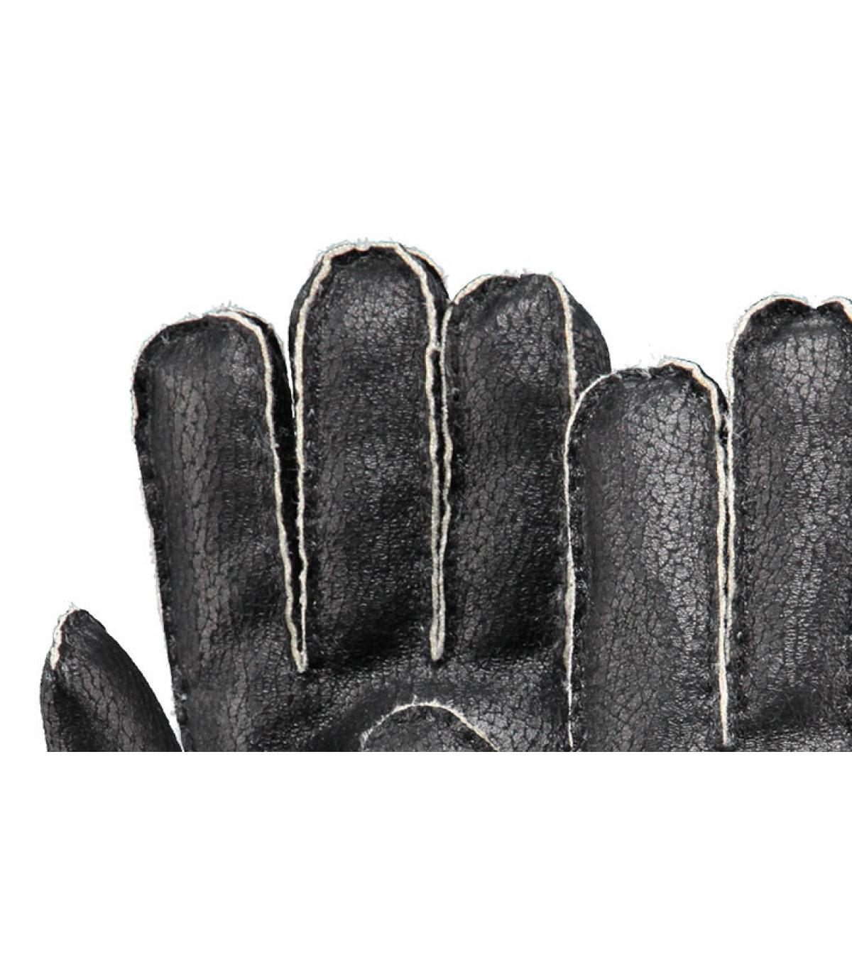 Détails Chakku gloves mens black - image 2