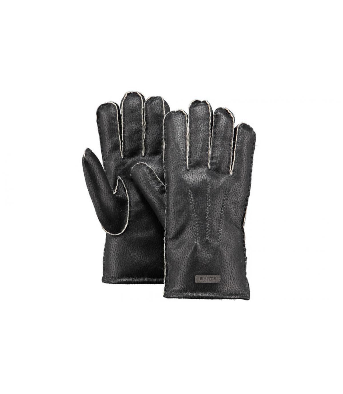 Détails Chakku gloves mens black - image 3