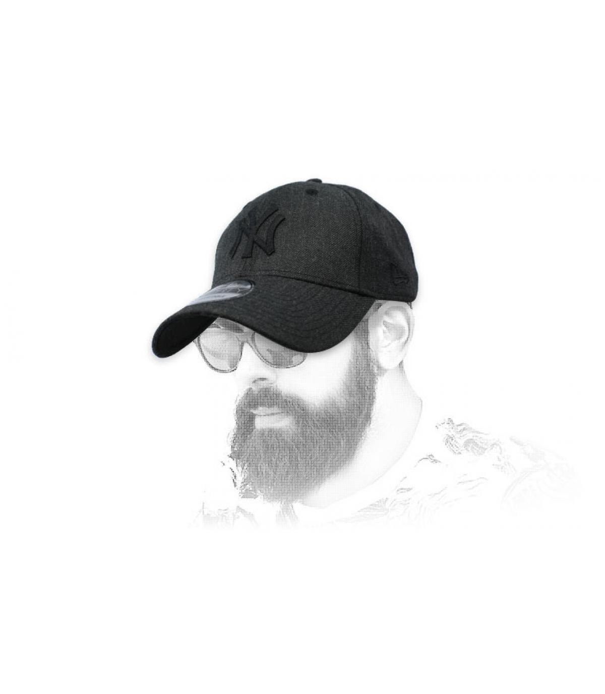 New Era heather - New Era heather cap - Headict eeb08a97f44