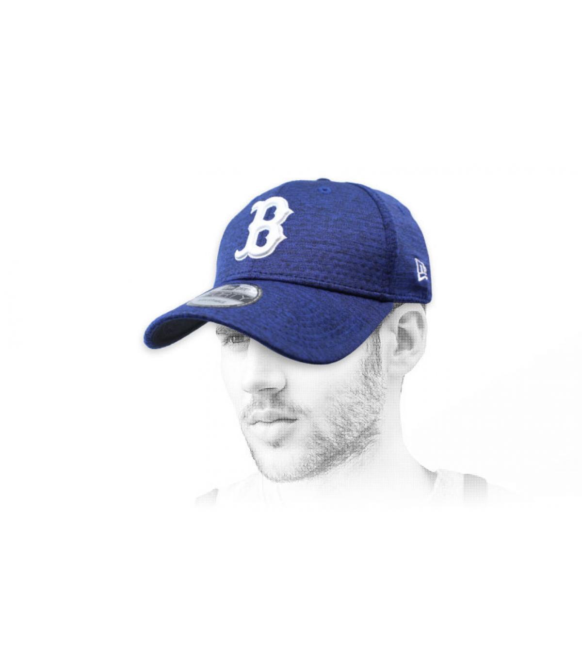 blue B cap Dry Switch