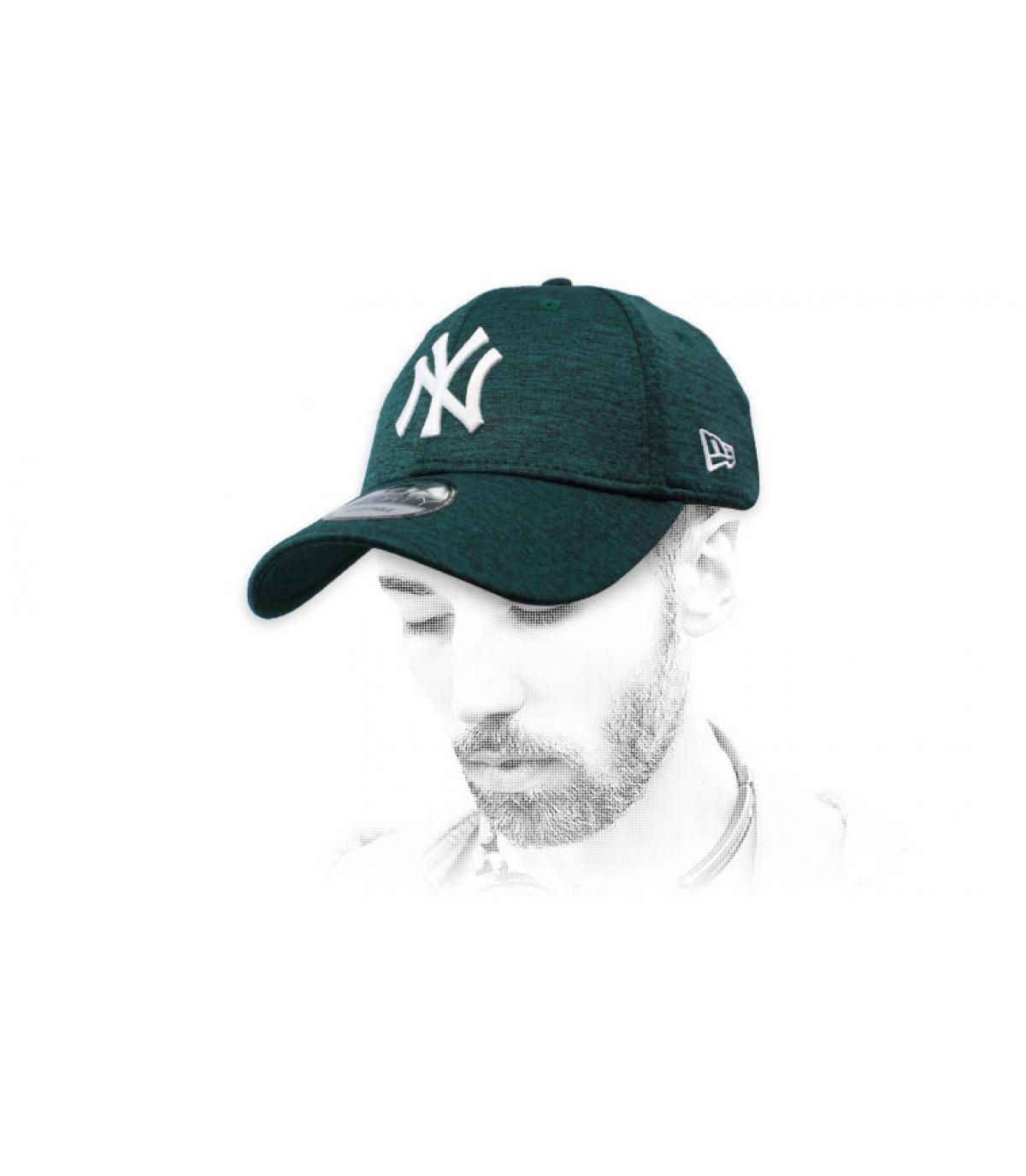 green NY cap Dry Switch