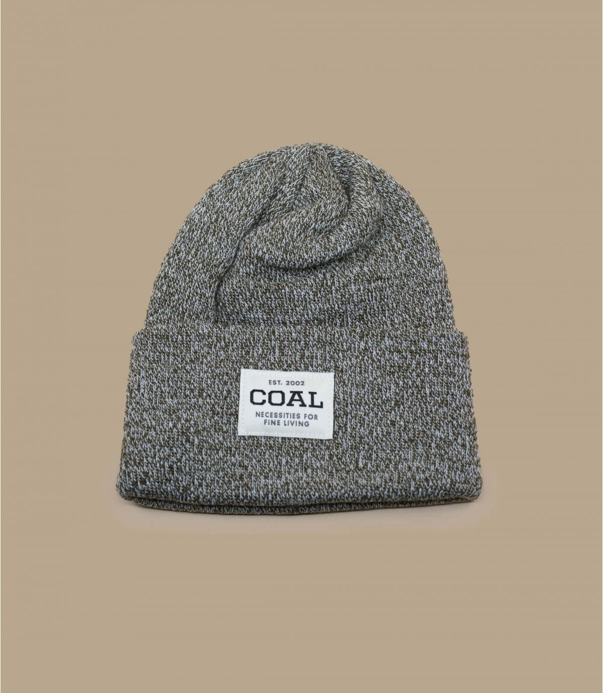 Olive hipster beanie