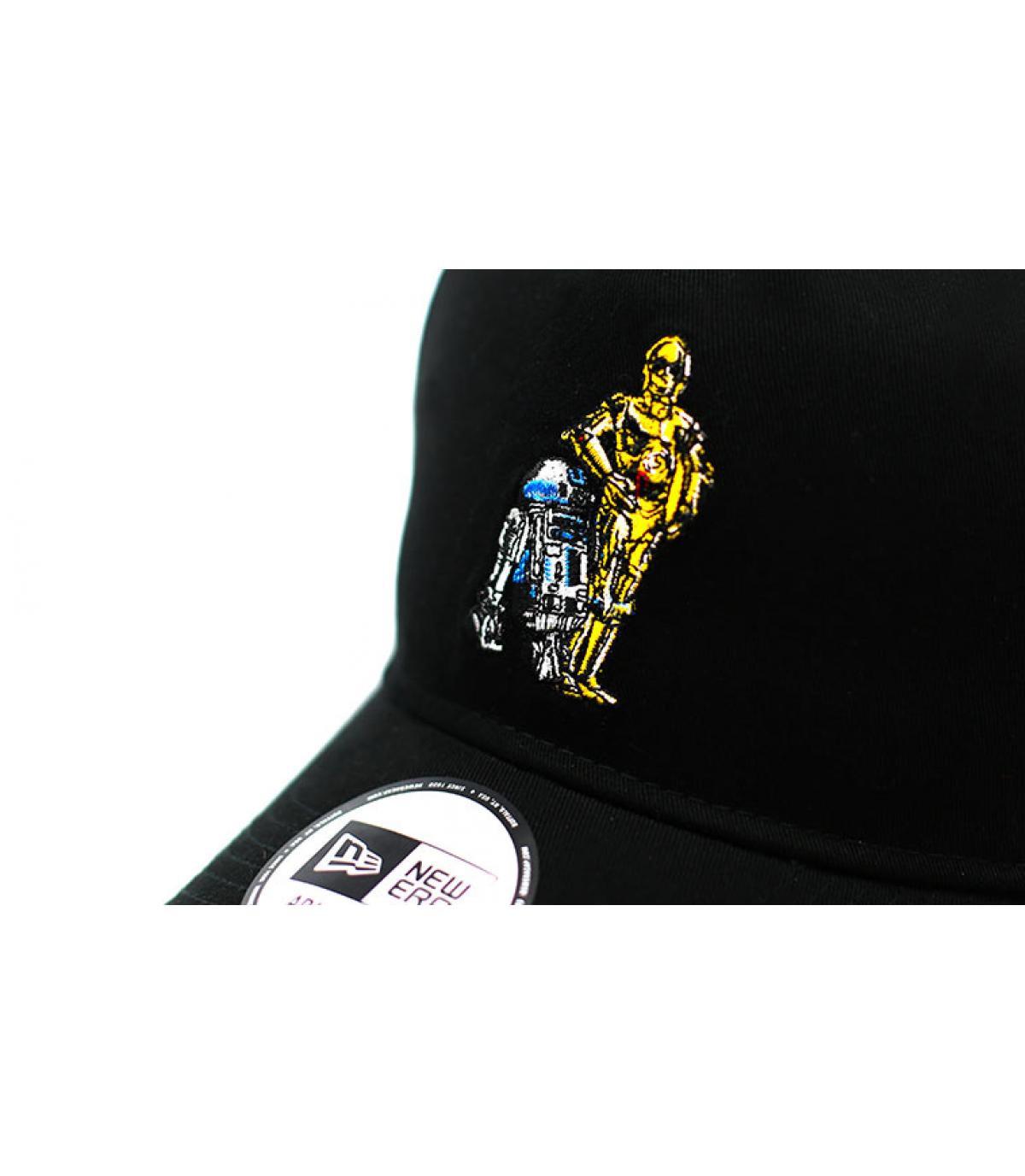 Détails Star Wars Droids 940 A Frame black - image 3