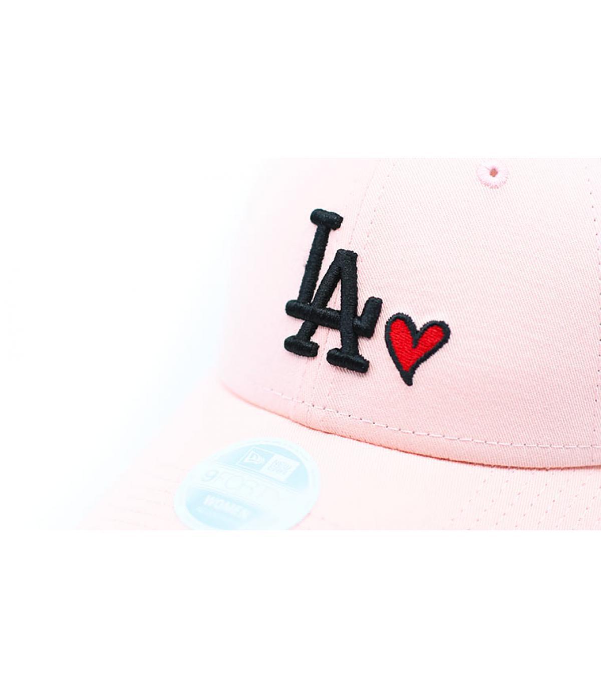 Détails Wmns Heart LA 940 pink - image 3
