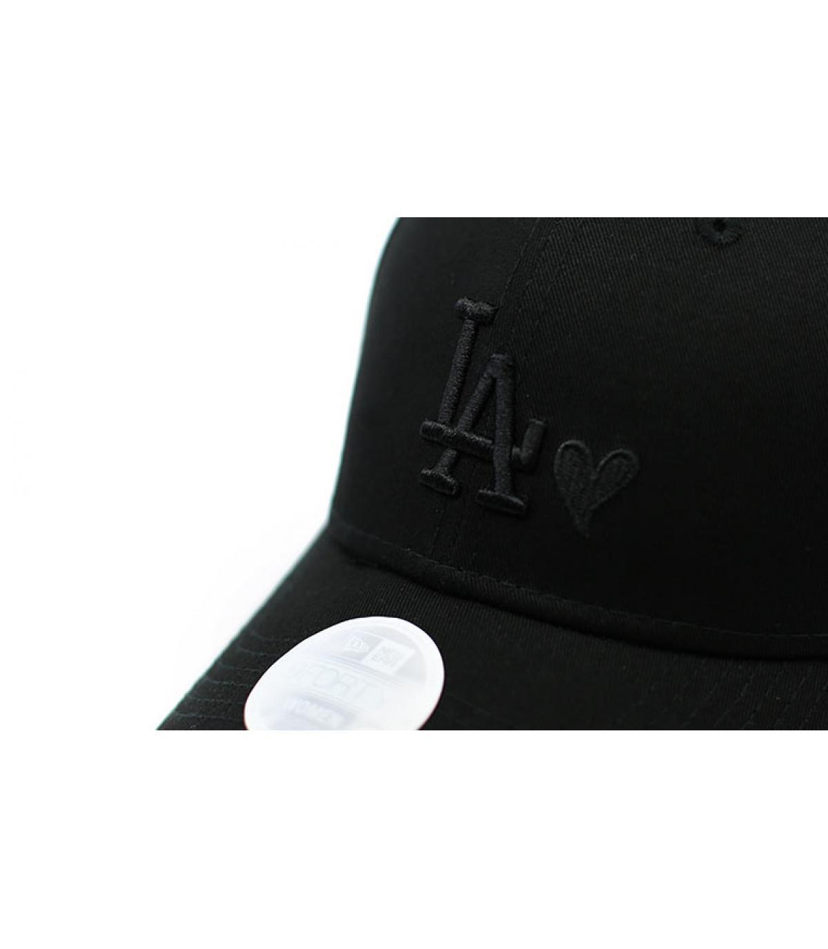 Détails Wmns Heart LA 940 black - image 3